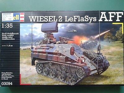 Revell 03094 Wiesel 2 LeFlaSys AFF  1/35