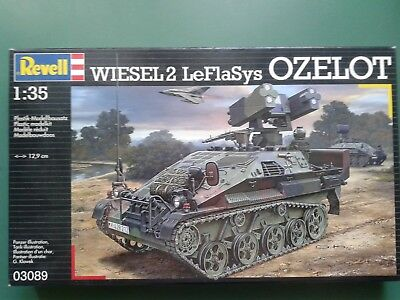 Revell 03089 Wiesel 2 LeFlaSys OZELOT  1/35