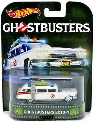 Hot Wheels GHOSTBUSTERS ECTO 1 | Retro Entertainment 1:64 NEU & OVP