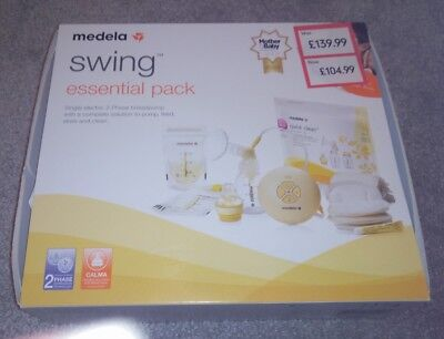 Medela Swing Electric 2 Phase Breast Pump Nearly New