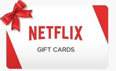 $100 Netflix Gift Card - Fast Delivery