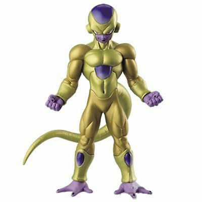 Dragon Ball Z Golden Frieza Model Sculptures Anime Figure Toys Collection DBZ