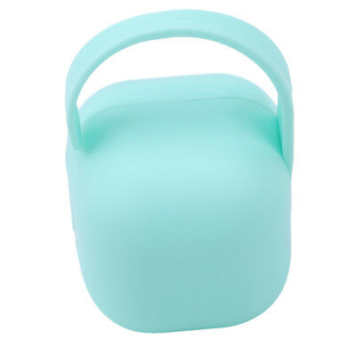 Candy Color Baby Infant Travel Soother Pacifier Dummy Portable Storage Box 8C