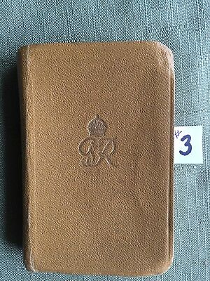 WW II, New Testament, Great Britain, 1939, Identified