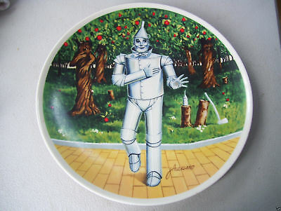 If I Only Had a Heart Knowles Tinman COLLECTORS PLATE