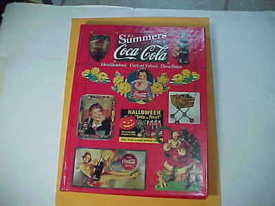 Book Of Summers' Guide To Coca Cola Collectibles, Catalog And Price Guide