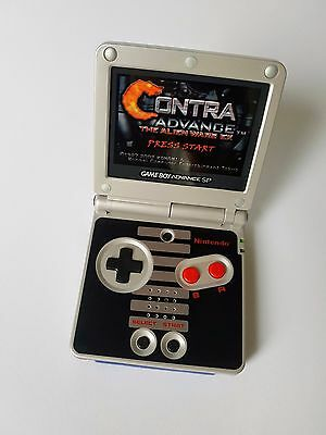NES Nintendo Game Boy Advance GBA SP AGS101 Backlight