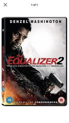 The Equalizer 2 [DVD]