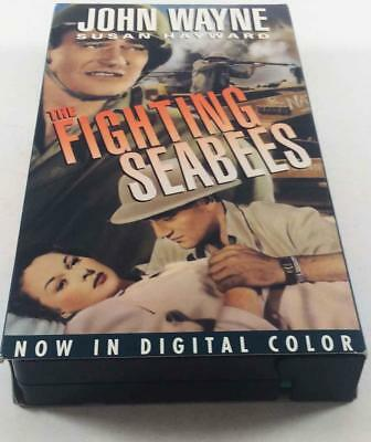 Republic Pictures VHS Fighting Seabees, The VHS NM