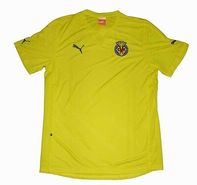 Villarreal CF Shirt Home 2011/12 Puma S