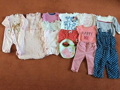 Clothing, Shoes & Accessories Girls' Clothing (newborn-5t) Mothercare Girls Shorts Age 6-9 Months