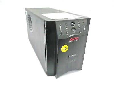 APC DLA1500I Smart-UPS (1500 VA) 8 Socket Uninterruptible Power Supply
