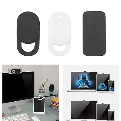 9 Pack WebCam Cover Slide Camera Privacy Security for Phone MacBook Laptop B