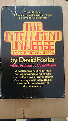 The Intelligent Universe by David Foster
