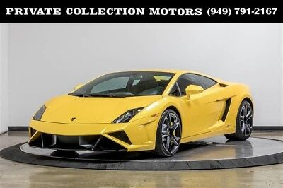 2014 Lamborghini Gallardo  2014 Lamborghini Gallardo LP560-4 Clean Carfax Low Miles Well Kept