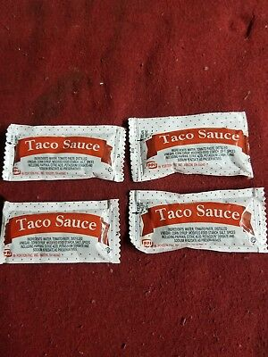 taco sauce packets from 711
