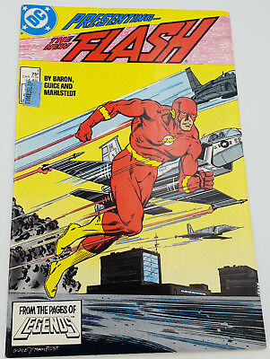 Flash (Vol.2) #1 DC Comics Mike Baron VF