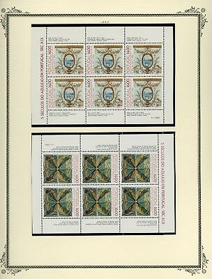 Portugal Scott Specialized Album Page Lot #116 - SEE SCAN - $$$