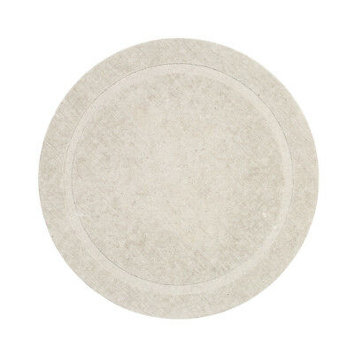 Natural Diatomaceous Earth Drink Coaster Absorbent Modern Round Coaster for I1T8