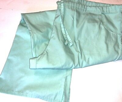 688b12cd33b Women's Scrubs Pants Dickies Mint Green XL Petite Nurse Medical Bottoms