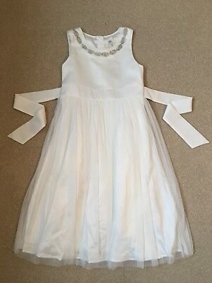 1029d4bf87b PEARCE FIONDA From Debenhams Occasion Bridesmaid christening girls dress  age 11