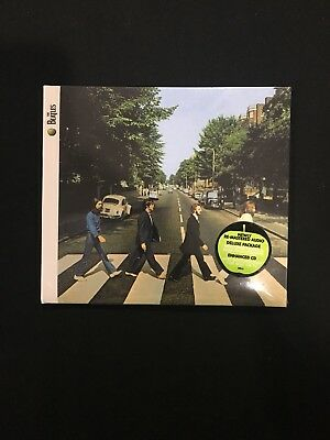Abbey Road 2009 Remaster Digipak The Beatles 1969 Enhanced CD