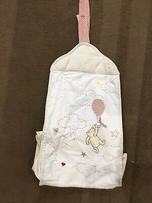 Whinnie The Pooh Baby Nappy Stacker Bag