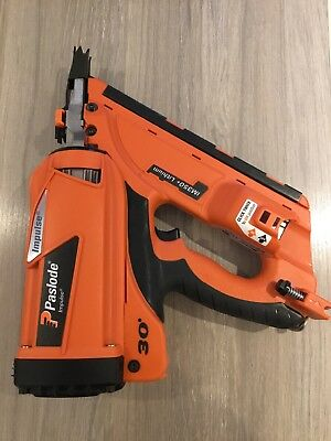 Brand New Paslode IM350+ Unused Bare Unit Nail Gun