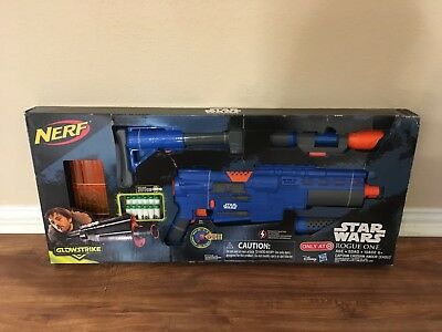 Nerf Star Wars Rogue One Captain Cassian Andor Deluxe Blaster