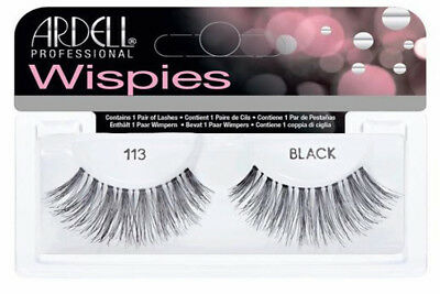 49492b18c83 Ardell Fashion Lashes Eye Lashes 113 Black - 4 Package