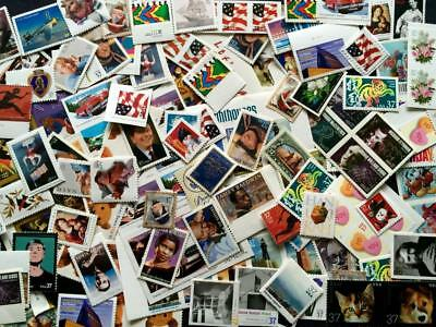 100 NEW 55c POSTAGE RATE 2 STAMP COMBOS  WAY BELOW $55.00 FACE