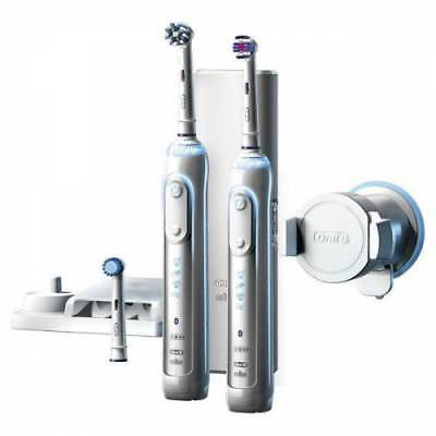 Oral-B Genius Pro 8900 Rechargeable Toothbrush two Rechargeable Toothbrush...