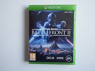 Star Wars: Battlefront II on Xbox One in MINT Condition