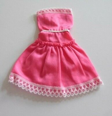 """Vintage Barbie 1984 #4805 Fashion Fun """"Perfectly Pink"""" Outfit"""
