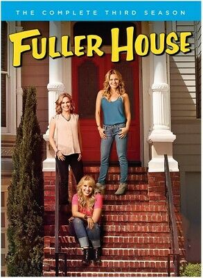 Fuller House: Complete Third Season - 3 DISC SET (REGION 1 DVD New)
