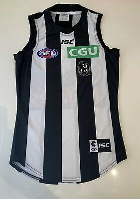 Collingwood Magpies AFL 2018 Player Issue Jumper Guernsey