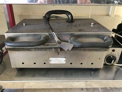 Commercial Roband sandwich toaster flatgrill press