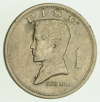 1972 Philippines 1 Piso - Historic World Coin *468