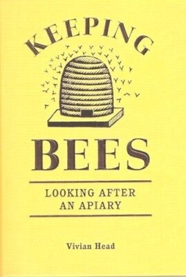 Keeping Bees - Looking After An Apiary, Very Good Condition Book, Vivian Head, I