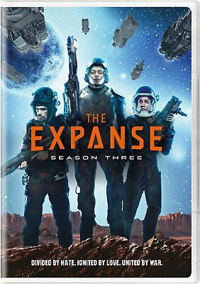 The Expanse Season 3 DVD Brand New & Sealed Free Delivery Complete Box Set