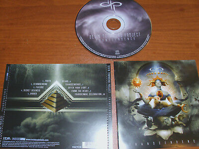 "Devin Townsend Project "" Transcendence "" 2016 Cd !"