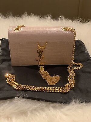 107747aa5dc YVES SAINT LAURENT Classic Kate tassel chain bag - $1,550.00 | PicClick