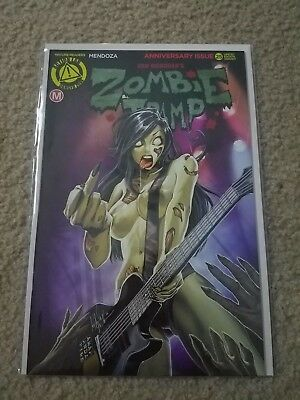Zombie Tramp 25 Limited Edition Variant Dan Mendoza