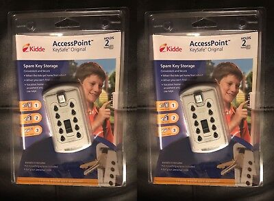 KIDDE ACCESSPOINT KEYSAFE Original 3-Key Push Button