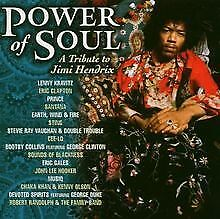 Power Of Soul  -- A Tribute To Jimi Hendrix von Various | CD | Zustand gut