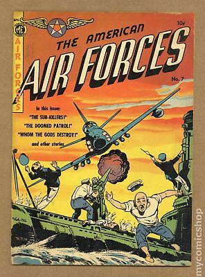 American Air Forces #7 1944 GD+ 2.5