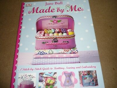 """made By Me"" - Jane Bull Craft Book - New"