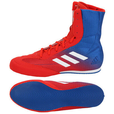 half off 26ff0 00675 Adidas Box Hog Plus Boxing Shoes (DA9896) Boxer MMA Ring Sparring Boots