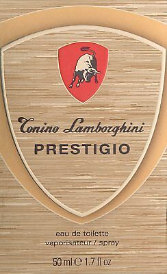 Lamborghini Prestigio EDT 50ml Factory sealed (TRIPPLE PACK = 3X50ml €19,95)