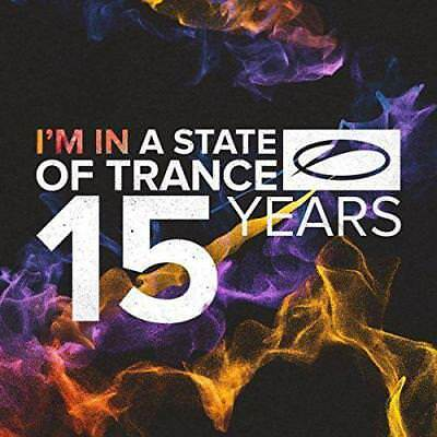 A State Of Trance - 15 Years, Armin van Buuren CD , New, FREE & Fast Delivery